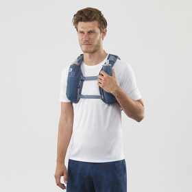 Salomon Agile 6 Set de mochila, copen blue